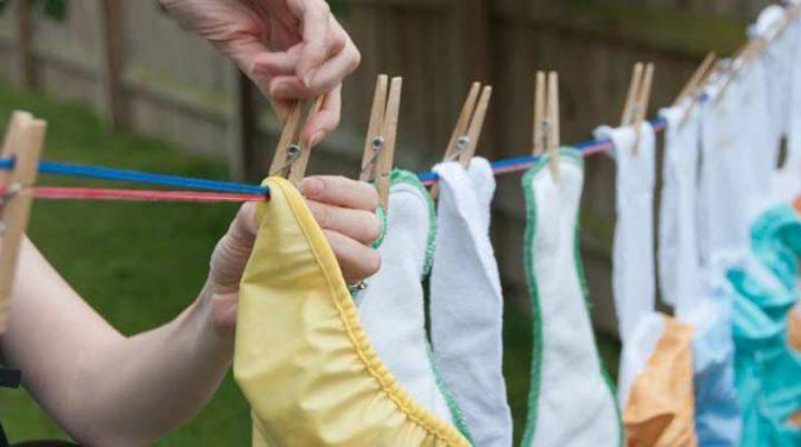 Pannolini lavabili: Come si usano e come si lavano